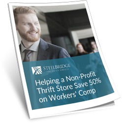 Helping A Non-Profit Thrift Store Save 50% On Workers' Comp